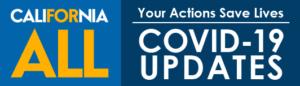 Covid-19 updates, State of California