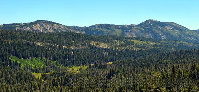 SNC funds help to protect Lassen National Park from Dixie Fire